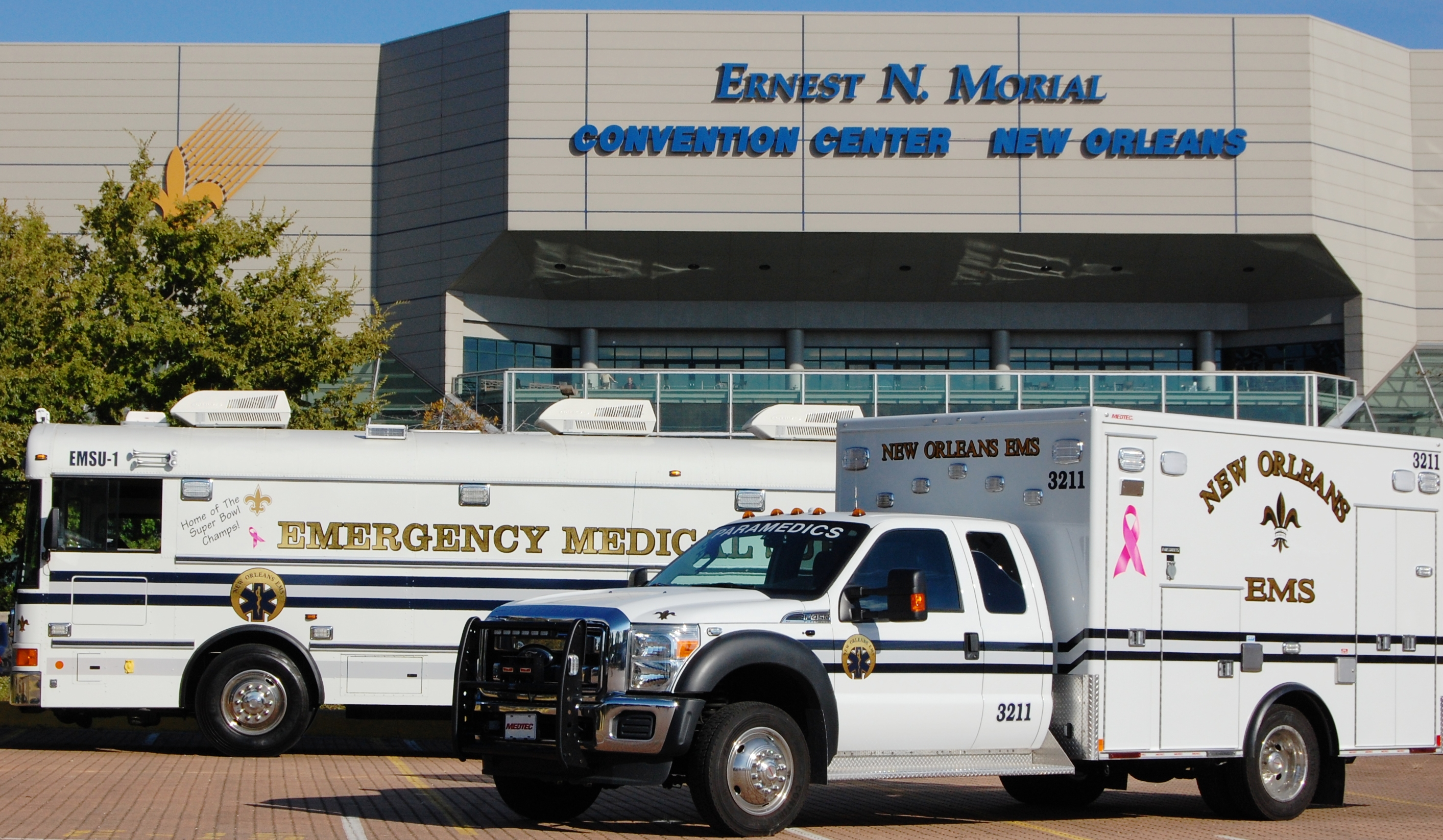New Emergency Medical Services Provides Unrivaled Service ...